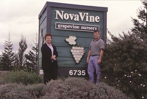 About Us Novavine